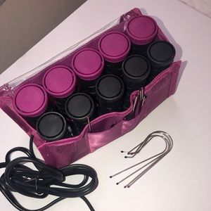 Remington Travel Size Hair Rollers
